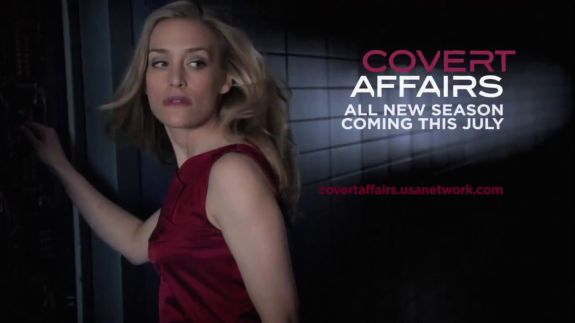 Covert affairs season 3 teaser