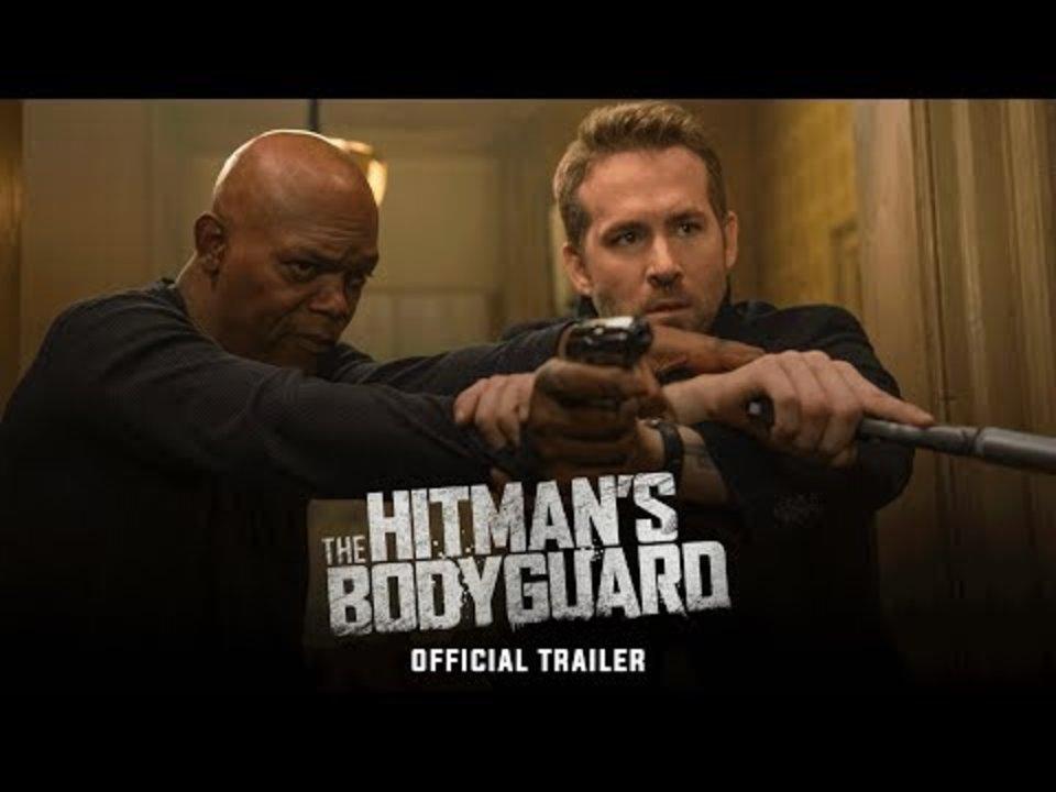 The Hitman's Bodyguard: Neuer Trailer zum Film