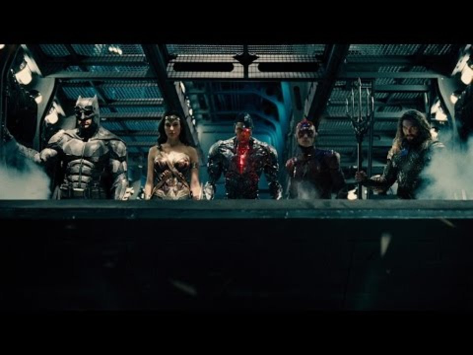 Justice League: Trailer zum Film