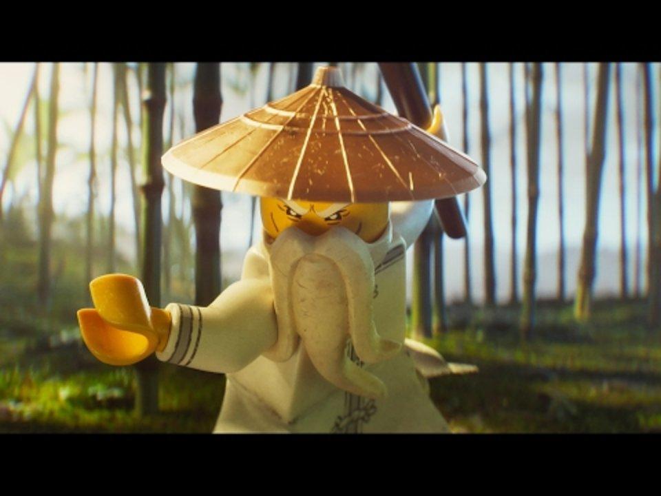 The LEGO Ninjago Movie: Erster Trailer