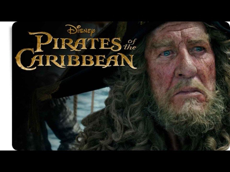 Pirates of the Caribbean: Salazar's Revenge: Video