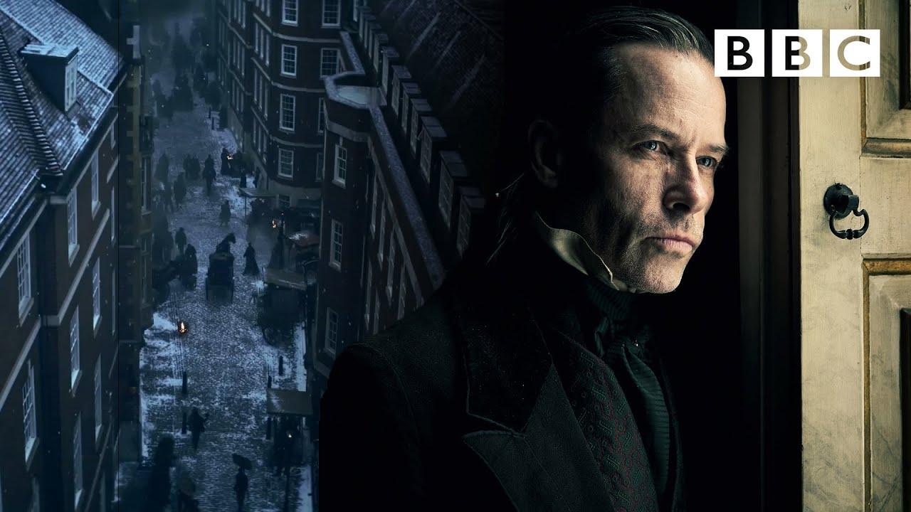 A Christmas Carol: Teaser-Trailer zum BBC/FX Film mit Guy Pearce
