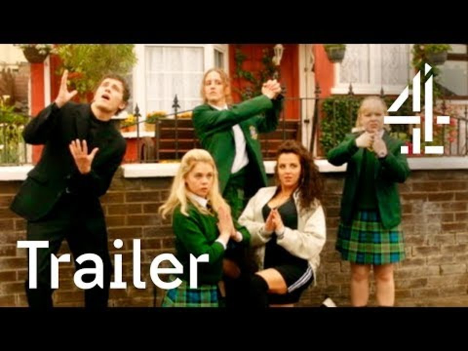 Derry Girls Serientrailer