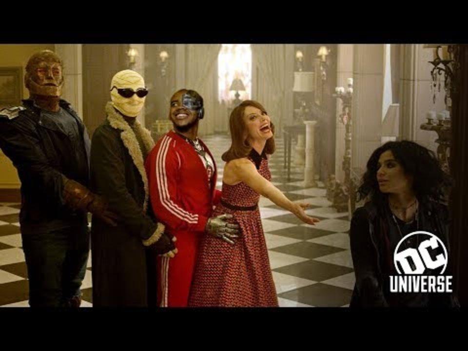 Doom Patrol 1x01 Pilot Mit Episodenkritik