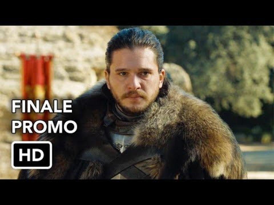Game Of Thrones Serientrailer