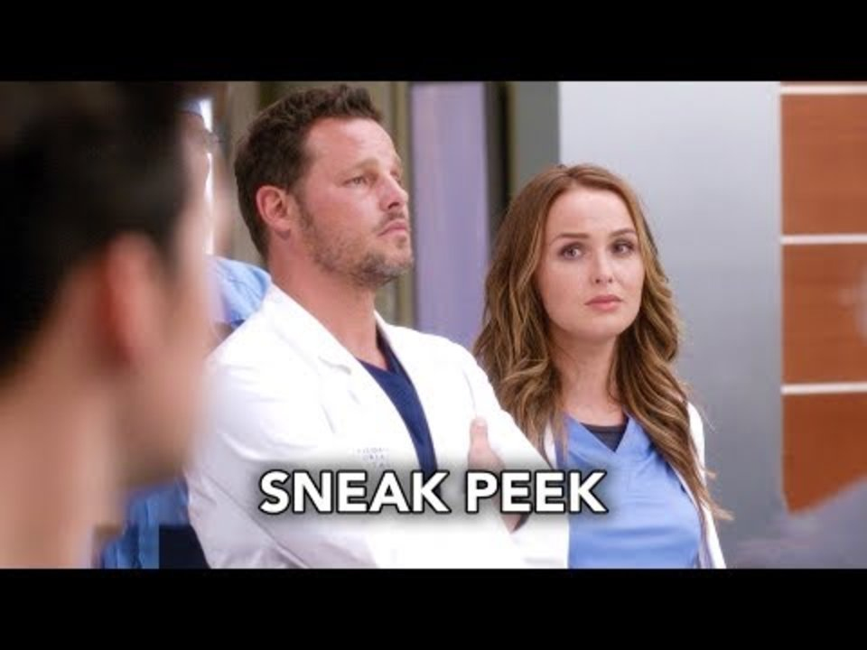 Grey\'s Anatomy 14x01 Megan Hunt (Break Down The House) mit Review