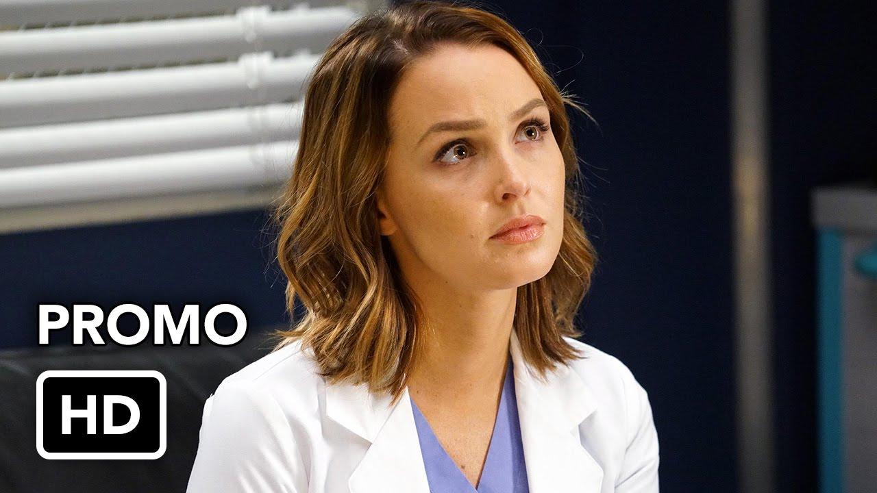 Greys Anatomy 12x03 Ich Habe Dich Gewhlt I Choose You Mit