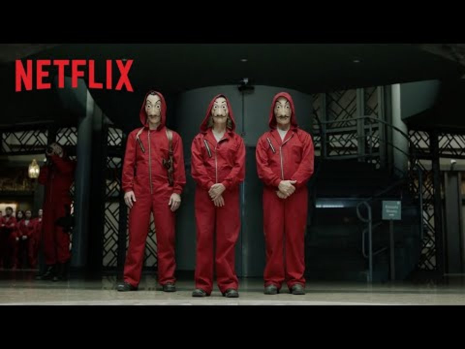 Haus Des Geldes Netflix Bestellt Staffel 3