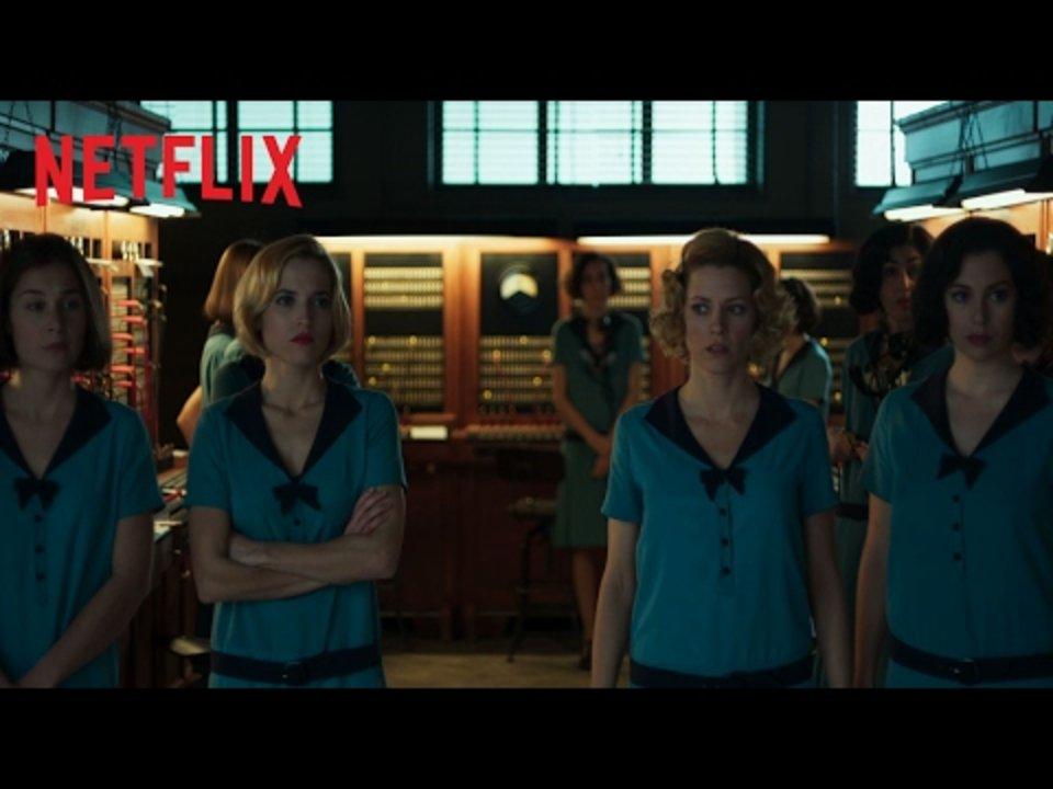Las Chicas Del Cable Episodenguide Streams News Zur Serie
