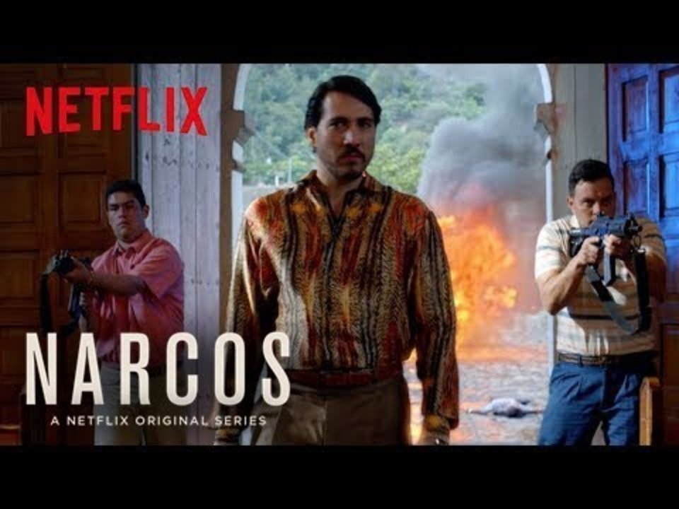 Serienjunkies Narcos