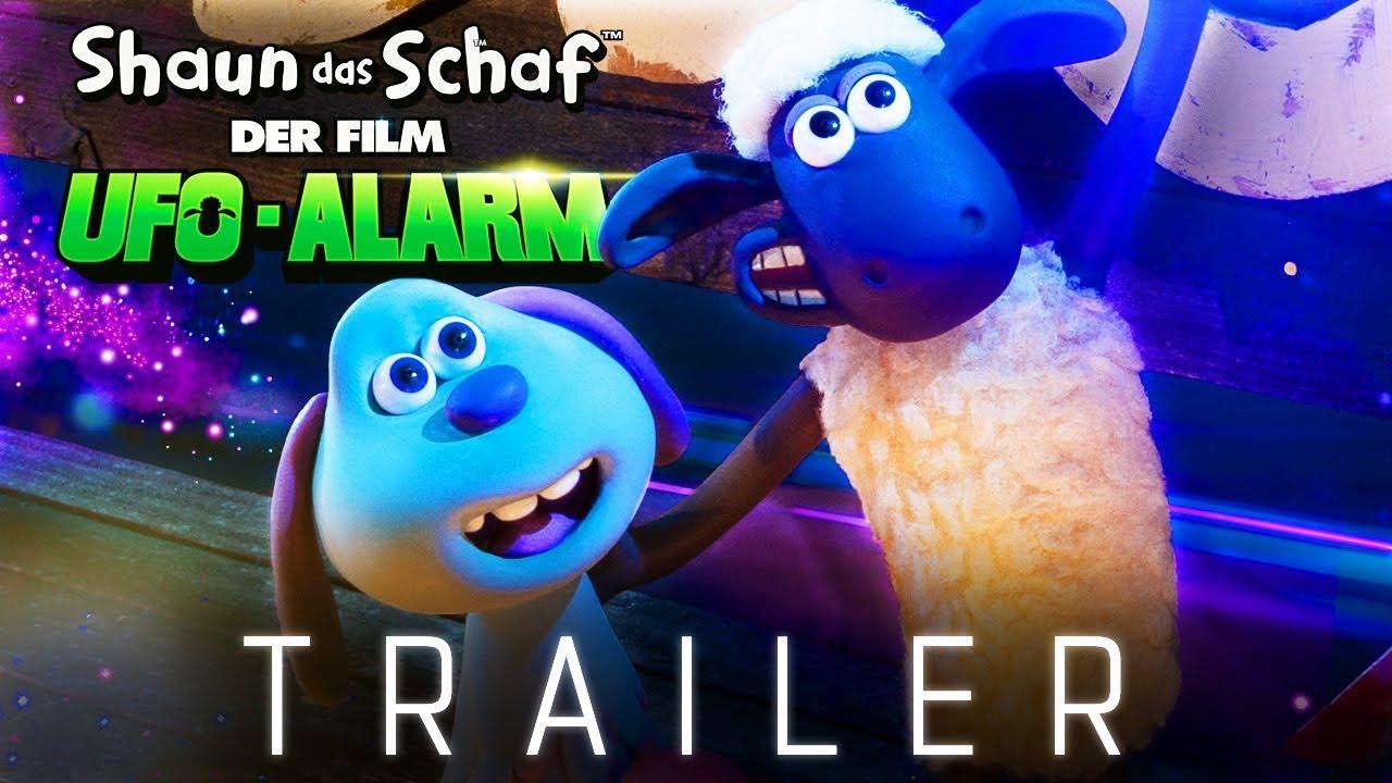 Shaun Das Schaf Film Trailer