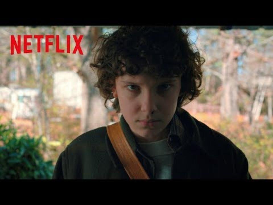 Stranger Things Netflix Serie Bei Serienjunkiesde