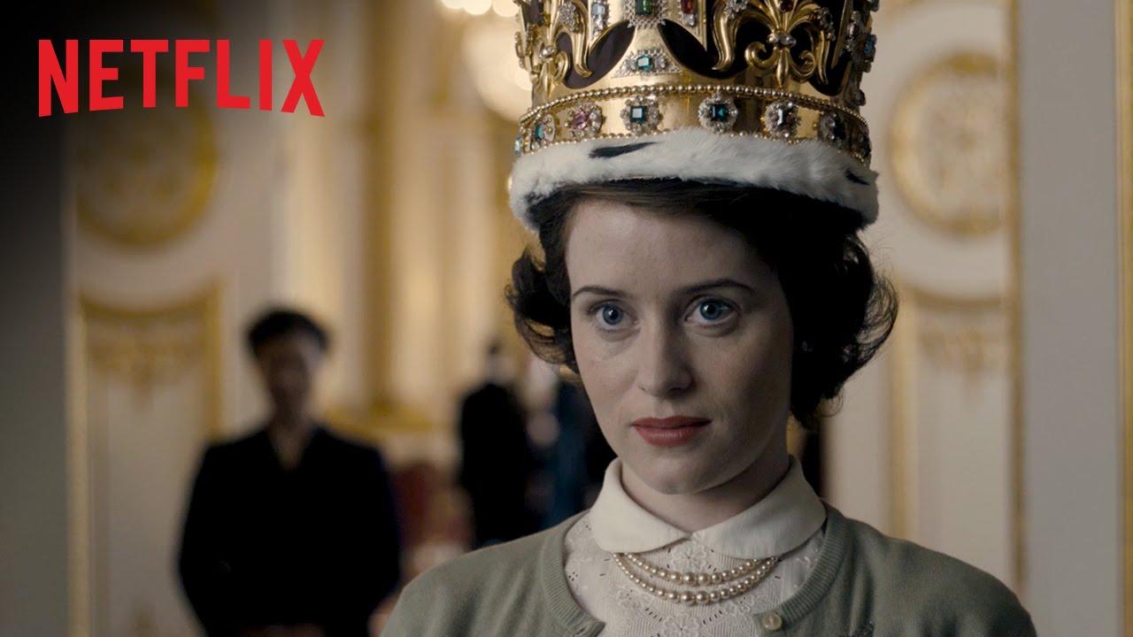 The Crown Historisches Drama Bei Serienjunkiesde